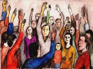 La lucha por la democracia como consignaprogresista