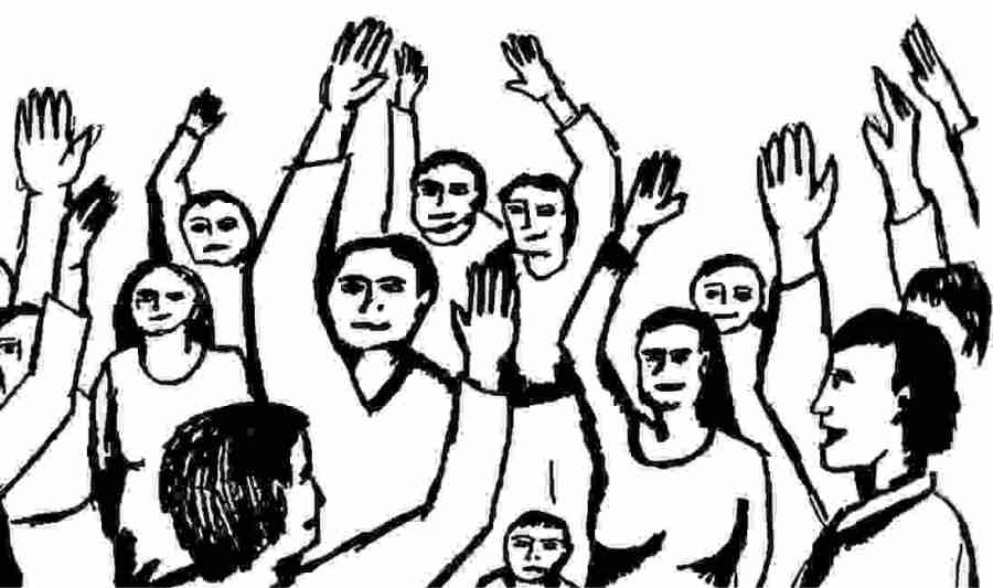 LOS APUNTES DE MANUEL LUDUEÑA: Vivir en democracia es otracosa