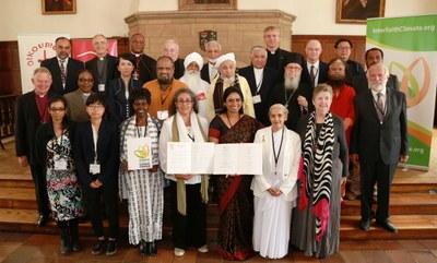 LOS APUNTES DE MANUEL LUDUEÑA: Declaraciones Religiosas sobre el CambioClimático