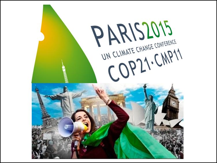 Encuentro Verde por Argentina (EVA) ante la COP-21 de la Convención Marco de Naciones Unidas sobre el Cambio Climático: avanzar CON CONVICCIÓN, con la Convención, sin la Convención y a pesar de laConvención