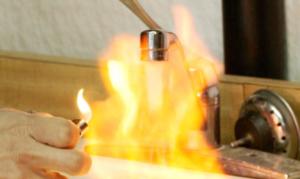 Gasland-faucet-on-fire