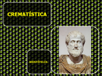 ECONOMIA - ARISTOTELES