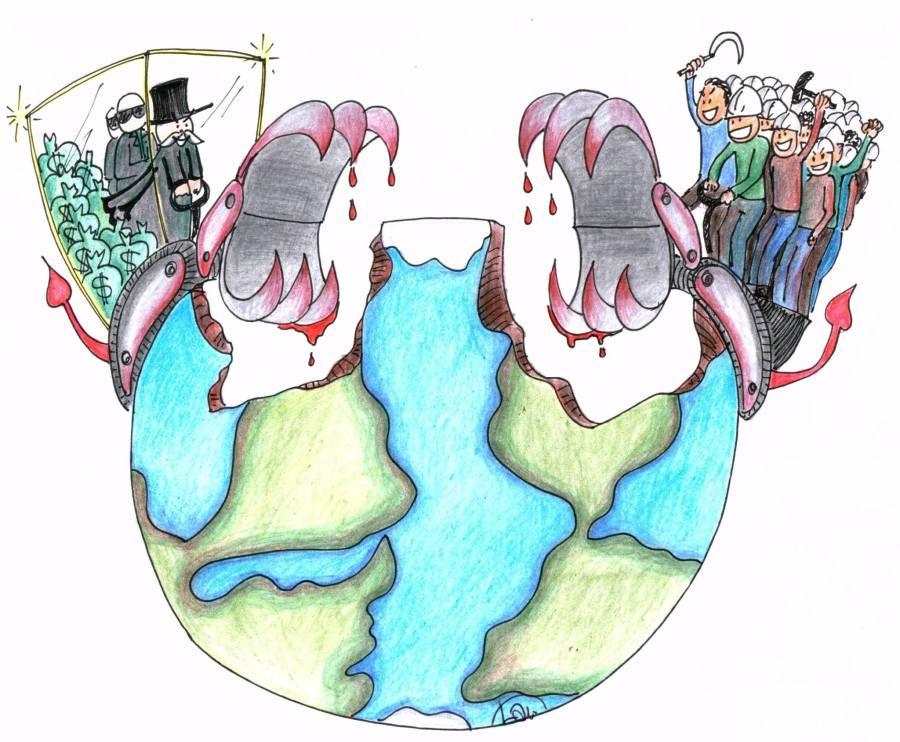 Neo-extractivismo o Paleo-extractivismo: dos caminos y un solodestino