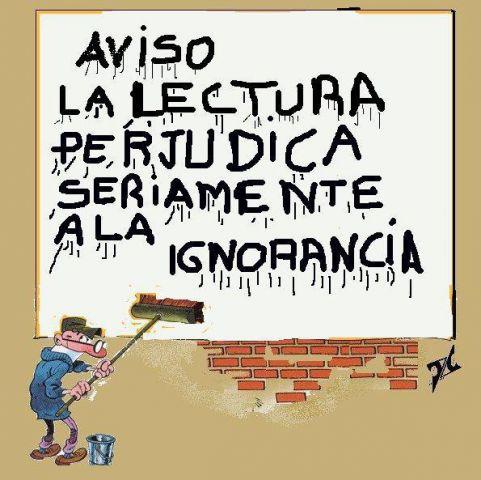Sobre ignorancias y puntosciegos