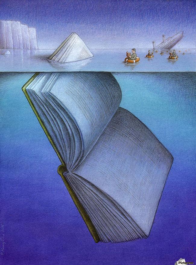 La (anti) biblioteca
