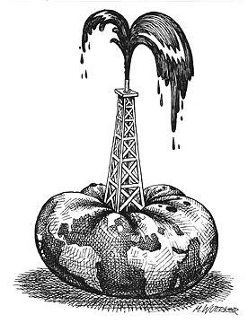 Los precios del crudo se hunden, hundiendo todo a supaso